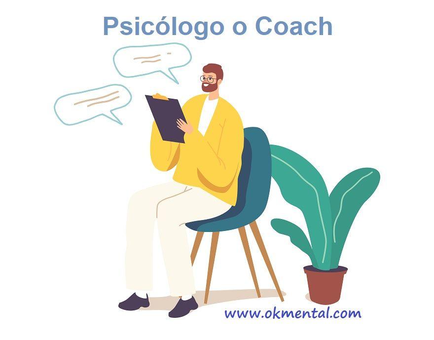 diferencia entre psicólogo y coach