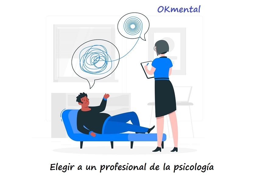elegir profesional de la psicología