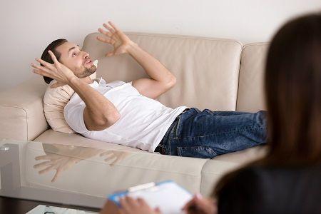 mostrar qué se puede hablar con un psicólogo