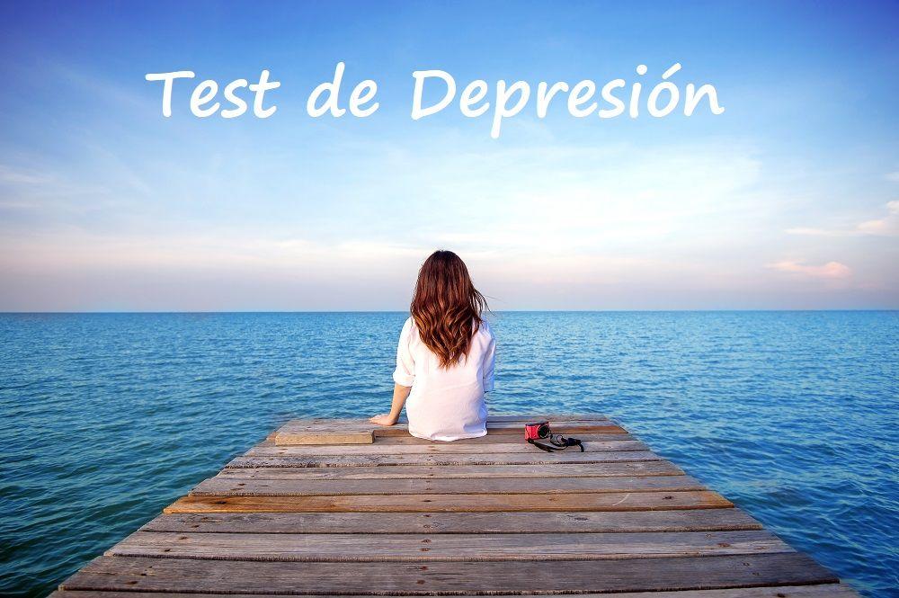 test de depresión